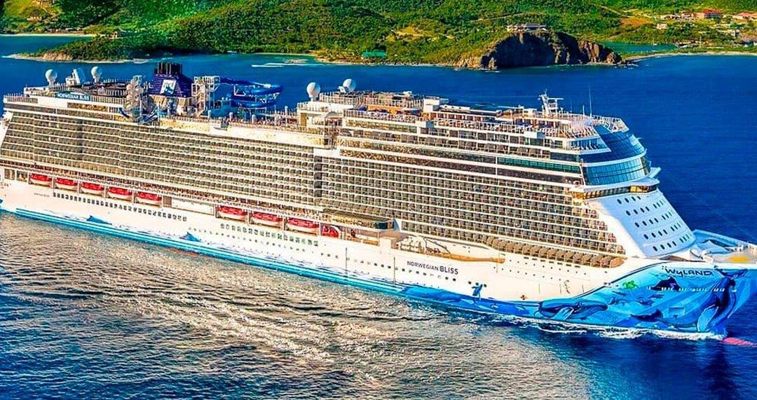 Aventura con Norwegian Cruise Line