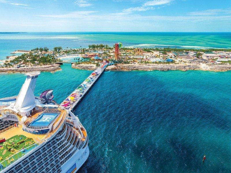 ¿Porqué un crucero por las Bahamas, visitando Coco Cay, es el más seguro para una escapada de vacaciones en época de pandemia?