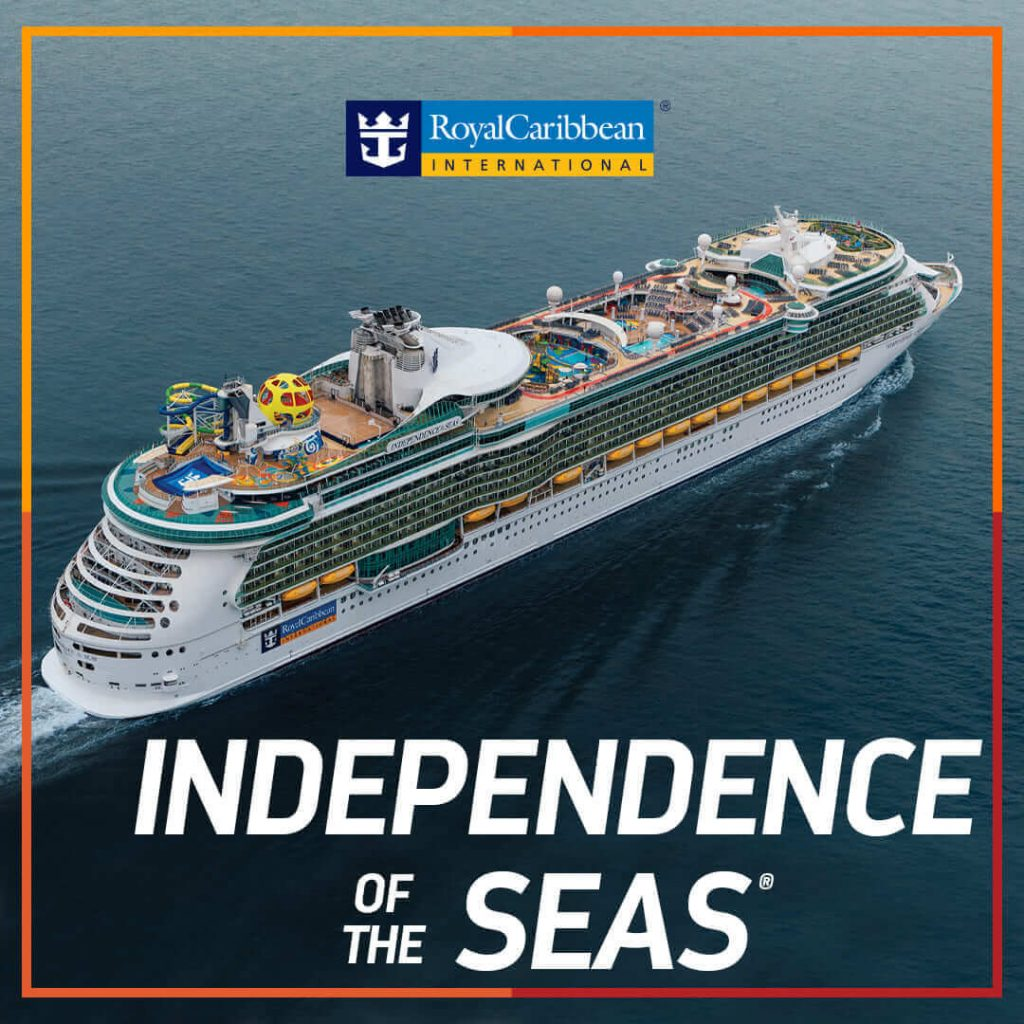 Crucero Independen of the Seas