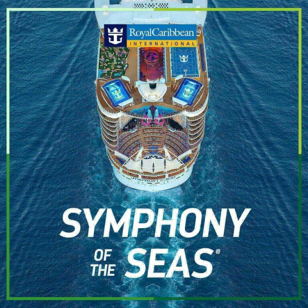 Crucero Symphony of the Seas